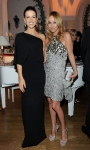 Jury Member actress Kate Beckinsale (L) and Gucci Creative Director Frida Giannini attend the Vanity Fair and Gucci Party Honoring Martin Scorsese during the 63rd Annual Cannes Film Festival at the Hotel Du Cap Eden Roc on May 15, 2010 in Cannes, France. (Photo By Daniele Venturelli/WireImage for Gucci)