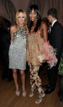 Gucci Creative Director Frida Giannini (L) and model Naomi Campbell attend the Vanity Fair and Gucci Party Honoring Martin Scorsese during the 63rd Annual Cannes Film Festival at the Hotel Du Cap Eden Roc on May 15, 2010 in Cannes, France. (Photo By Daniele Venturelli/WireImage for Gucci)