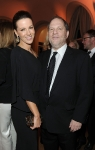Jury Member actress Kate Beckinsale (L) and Producer Harvey Weinstein attend the Vanity Fair and Gucci Party Honoring Martin Scorsese during the 63rd Annual Cannes Film Festival at the Hotel Du Cap Eden Roc on May 15, 2010 in Cannes, France. (Photo By Daniele Venturelli/WireImage for Gucci)