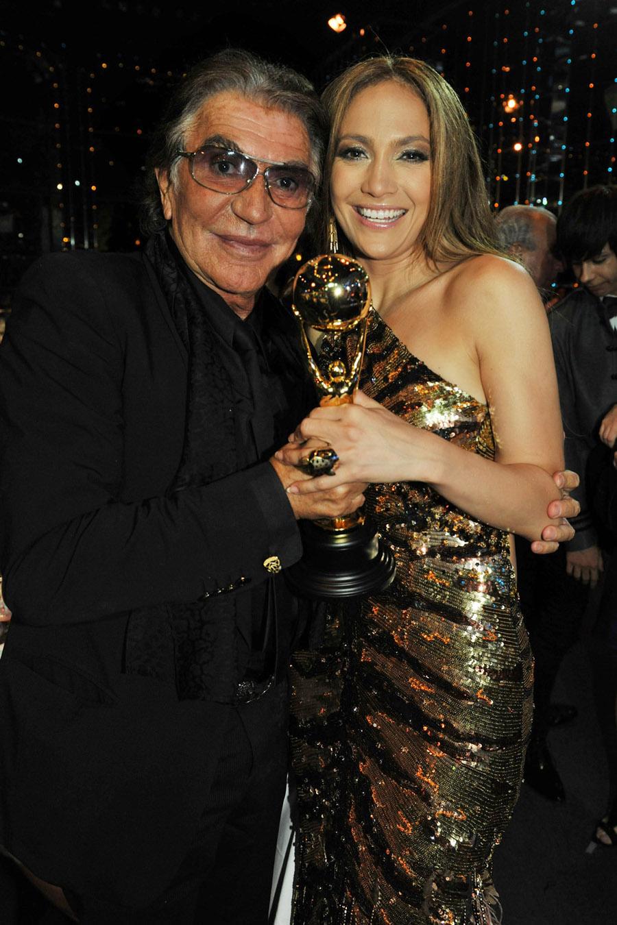 c52d02b82f Jennifer Lopez & Roberto Cavalli: More than Just the Dress