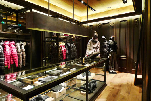 sports shoes a1742 fd448 Moncler Opens New Boutique in Vienna