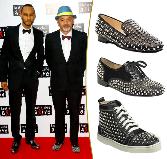 newest a97dc 90180 Christian Louboutin Heads into the Final Frontier of Men's Shoes