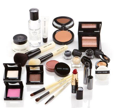 Bobbi Brown Cosmetics Pops-Up at Grand Central Terminal