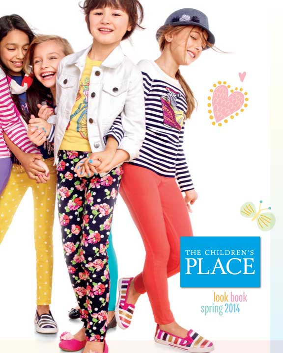 2d098b925 The Children's Place: Where Fashionistas in Training Shop ...