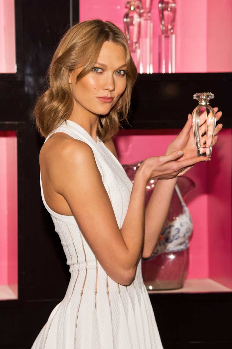 Karlie Kloss Reveals The New Look Of Victorias Secret Heavenly