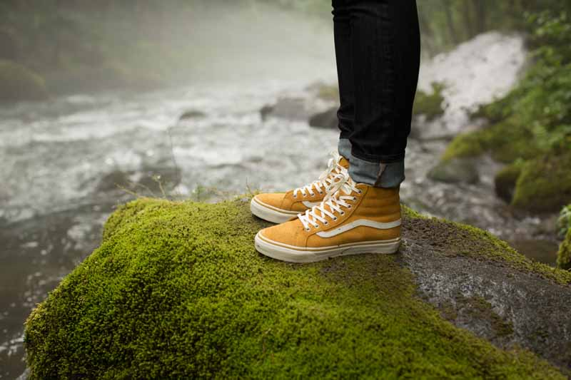 9bf1cad5bf Vans Introduces Scotchgard Protected Footwear for Women ...