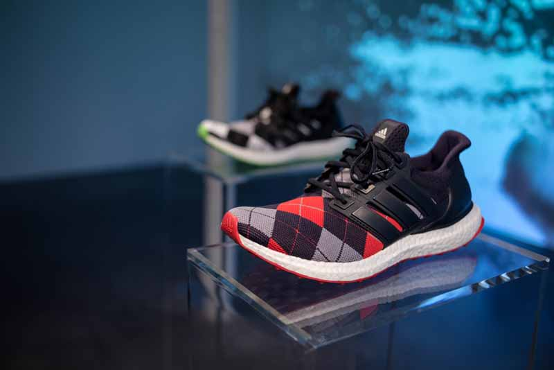 786403398 adidas Ultra BOOST Collective by Kris Van Assche unveiled during ...