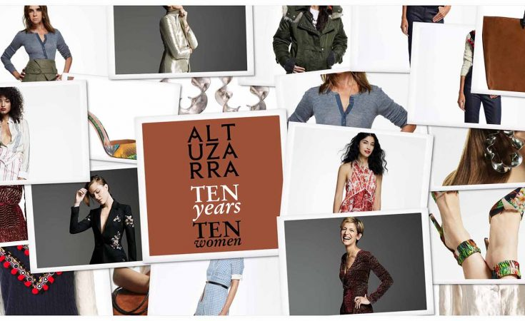 Altuzarra 10th Anniversary Collection