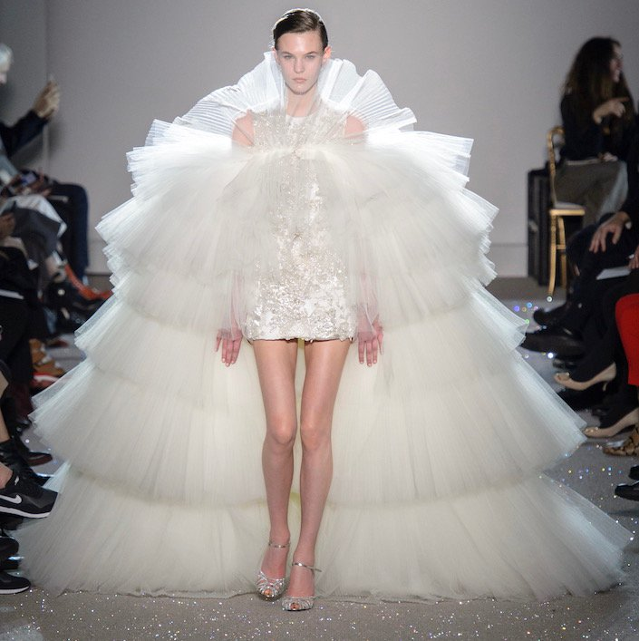 Dream Wedding Dresses (and 1 Slick Suit) From The Spring